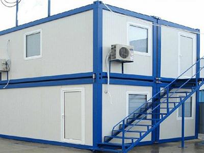 临夏多层式集装箱活动房价格