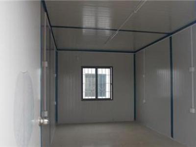 集裝箱活動房滿足了市場的需求
