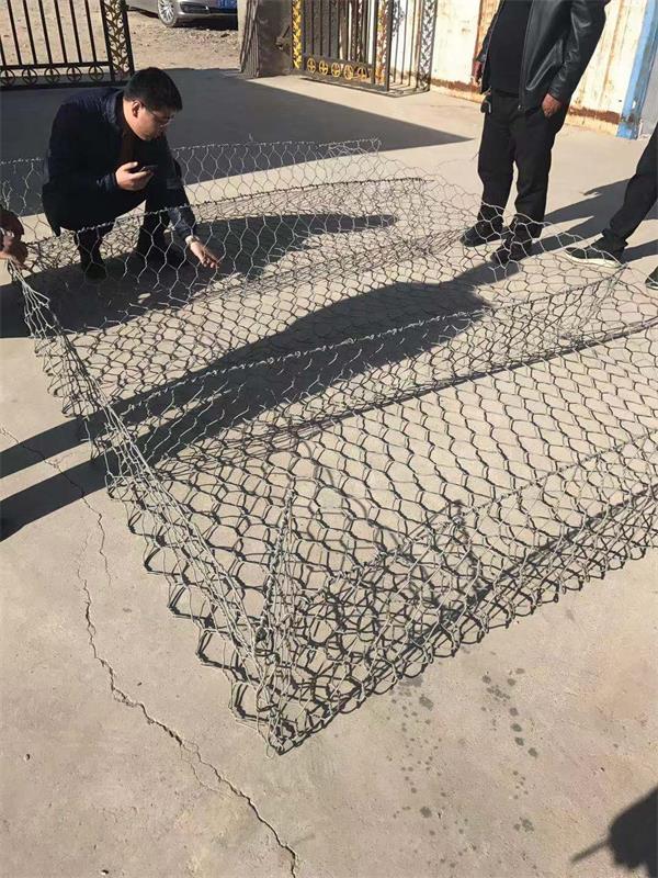 石笼网批发铺设施工