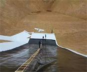 土工膜厂家安装复合膜过程要注意什么?