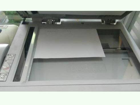 复印机资料打印