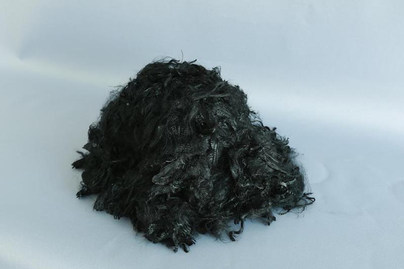 短切炭纤维