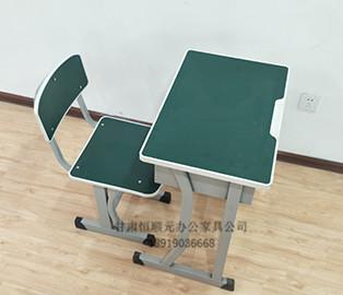 单人双层课桌椅