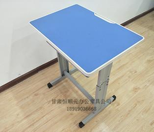 单人小折叠课桌椅
