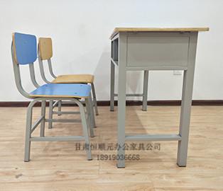 甘肃活动双人课桌椅
