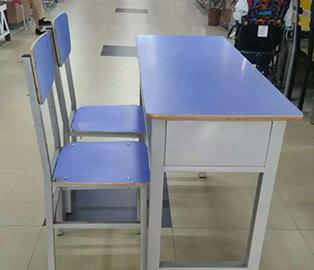 甘肃小学生双人课桌椅