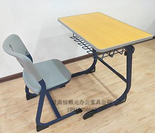学生钢木课桌椅