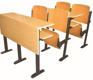 多媒体阶梯教室桌椅排椅