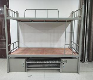 学校钢高低床
