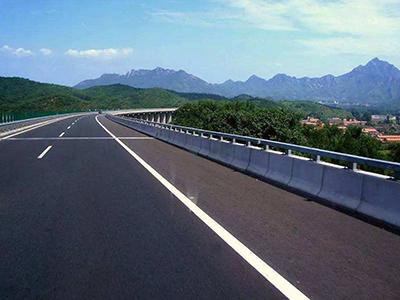为中交一公局集团贵州沿德高速工程提供500吨外加剂