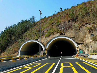 为中交隧道局湖北马麦隧道工程提供500吨外加剂减水剂