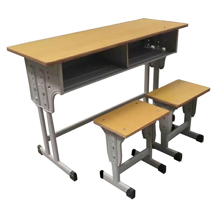 雙人課桌椅型號HX-KZY-201