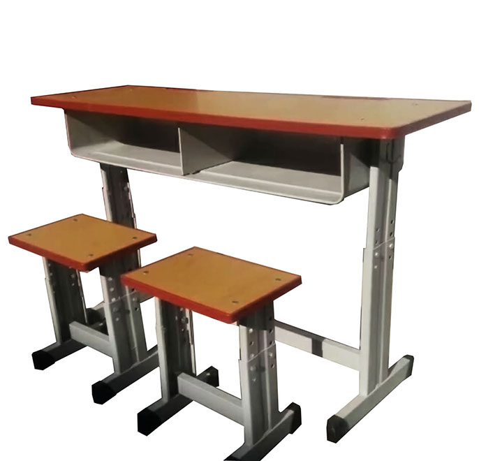 双人课桌椅型号HX-KZY-202