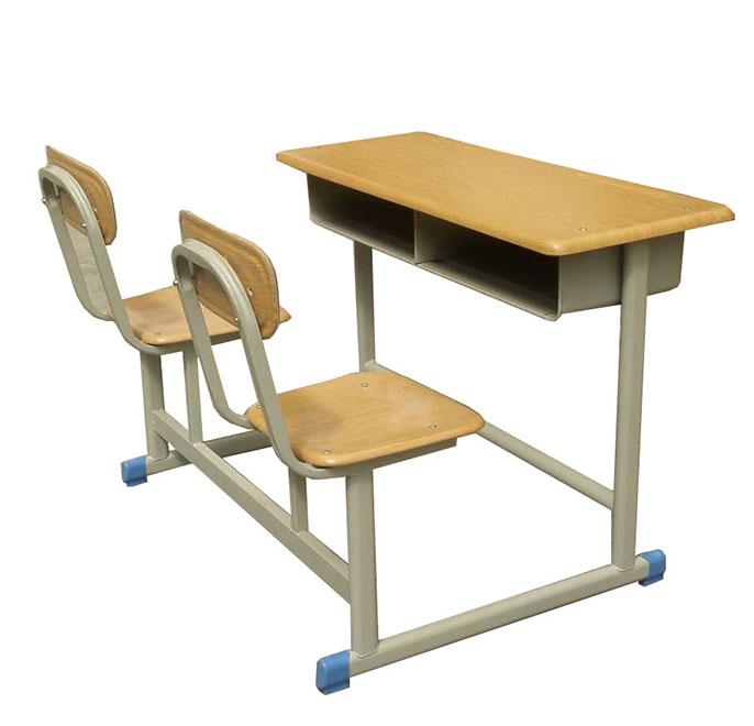 雙人課桌椅型號HX-KZY-204