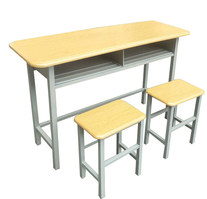 雙人課桌椅型號HX-KZY-205
