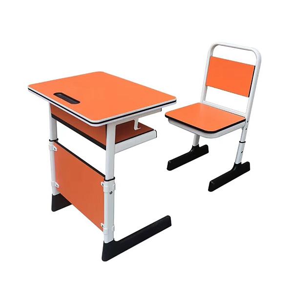 甘肃学生升降课桌椅批发