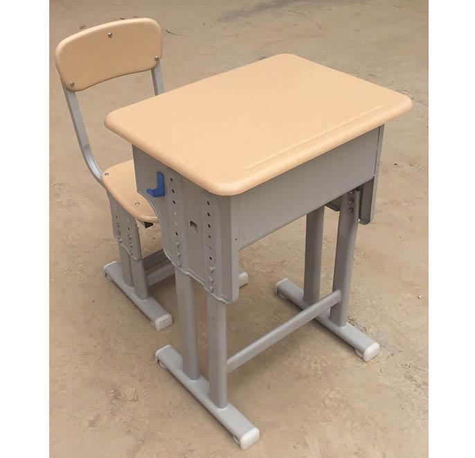 兰州单人学生课桌椅