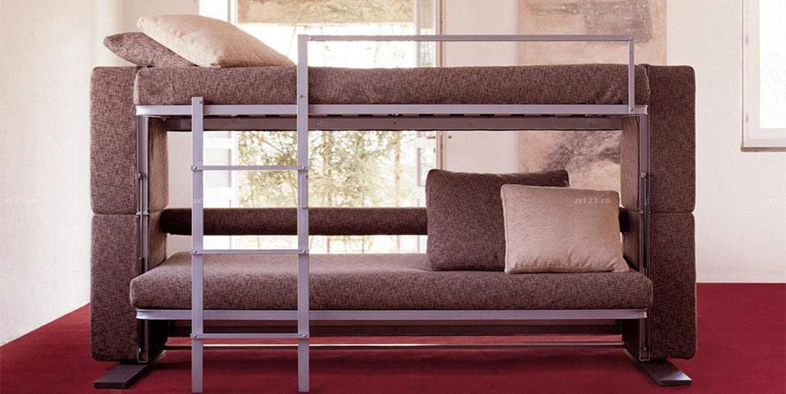 给你家的儿童高低床找个舒服的位置吧