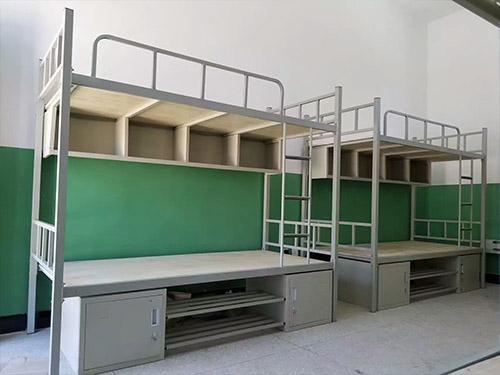 甘肃学校高低床的介绍:高低床的选择