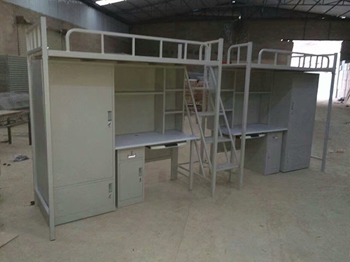 ?甘肅宏鑫家具給您詳細解說寢室床鋪進行鋼制上下鋪設計合理嗎