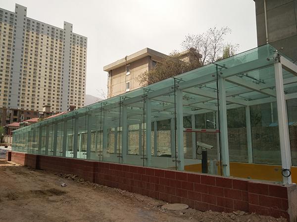 甘肃玻璃幕墙工程