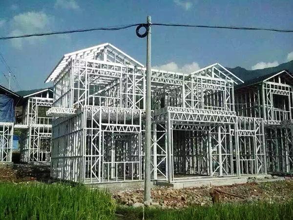 轻钢结构别墅基本知识,搜集这1个就足够了!