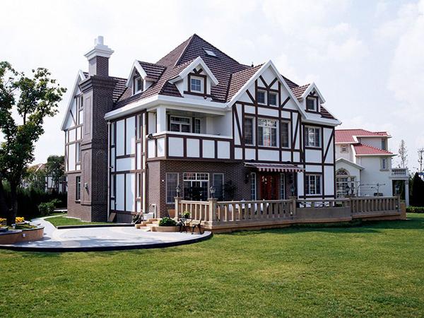 分享给您关于轻钢别墅建筑的结构优点,都在这儿!
