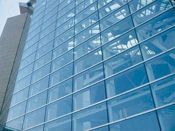 明框玻璃幕墙出現漏水状况如何处理?