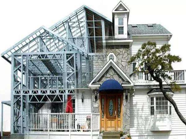 轻钢别墅定制在城乡结合部的应用优势有哪些?