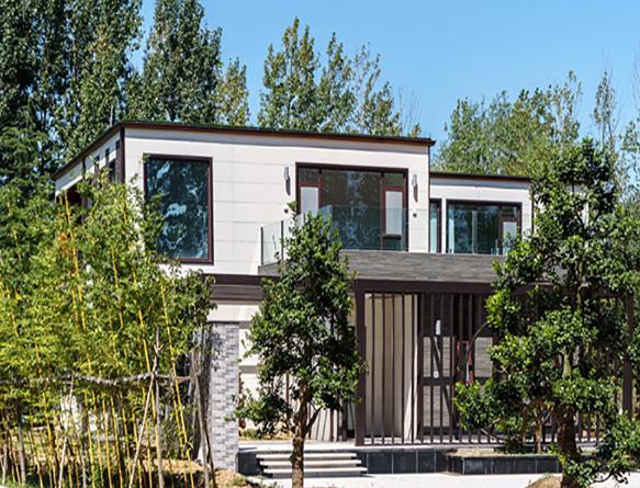 浅谈轻钢别墅的环保性能怎么样?