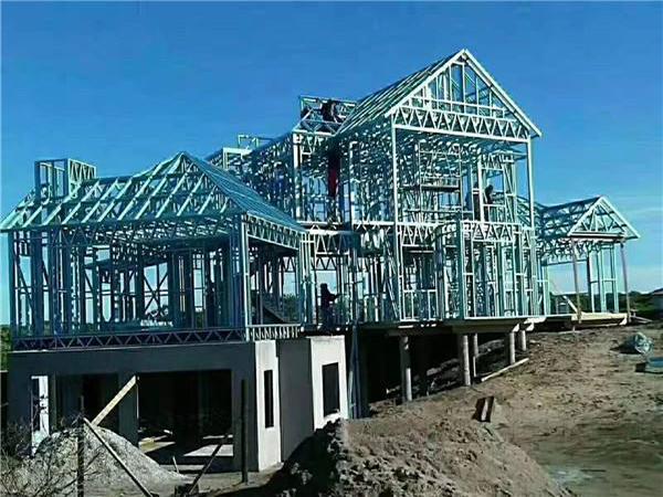 轻钢别墅的外墙以及屋面,如何保养维护你知道吗?