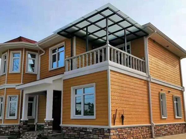 兰州轻钢别墅公司分享轻钢别墅为什么比传统住宅更加具备优势?