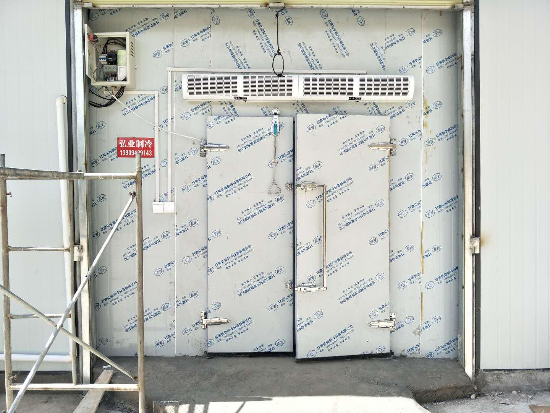 食品冷藏冷库设计
