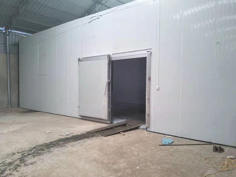 甘南州卓尼县农产品产地冷链建设项目