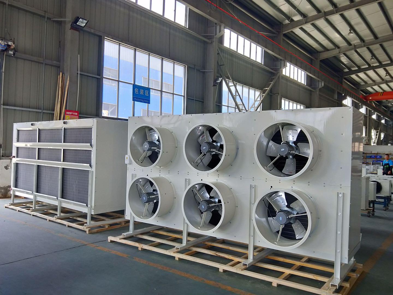 小型冷库要怎样选择冷风机?