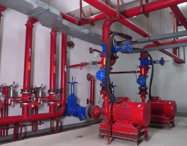 消防水泵验收要求由庆阳消防工程公司带您了解