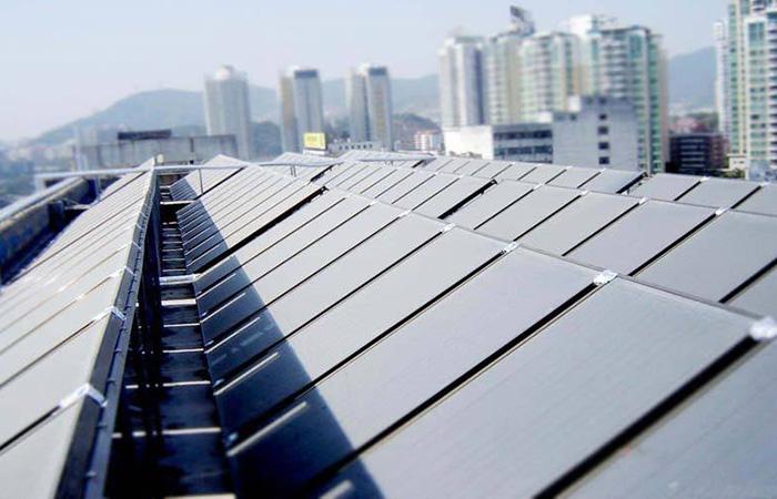 太阳能集热系统工程