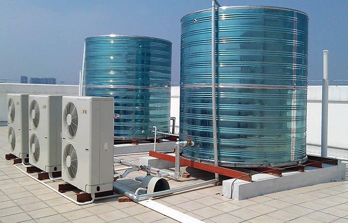 为什么这么多人都选择购买空气源热泵?