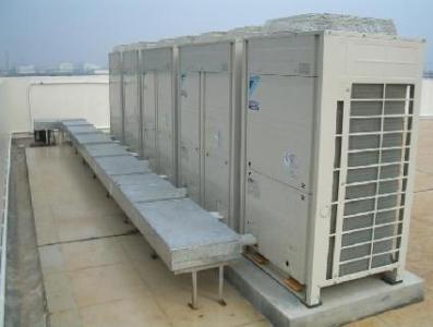 格力变频中央空调安装维修