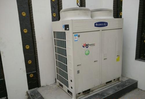 变频中央空调设计安装