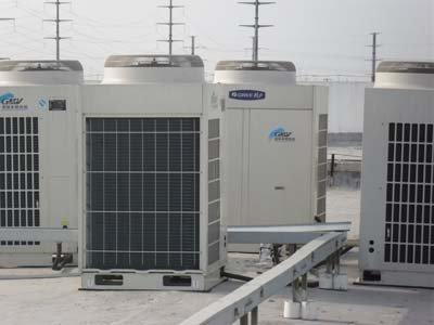 海尔变频中央空调维修保养