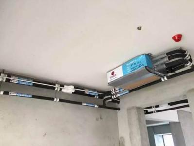 兰州家用中央空调设备安装设计
