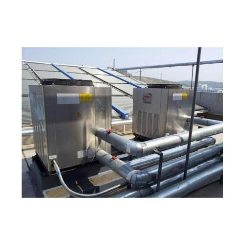 超低温空气源热泵安装