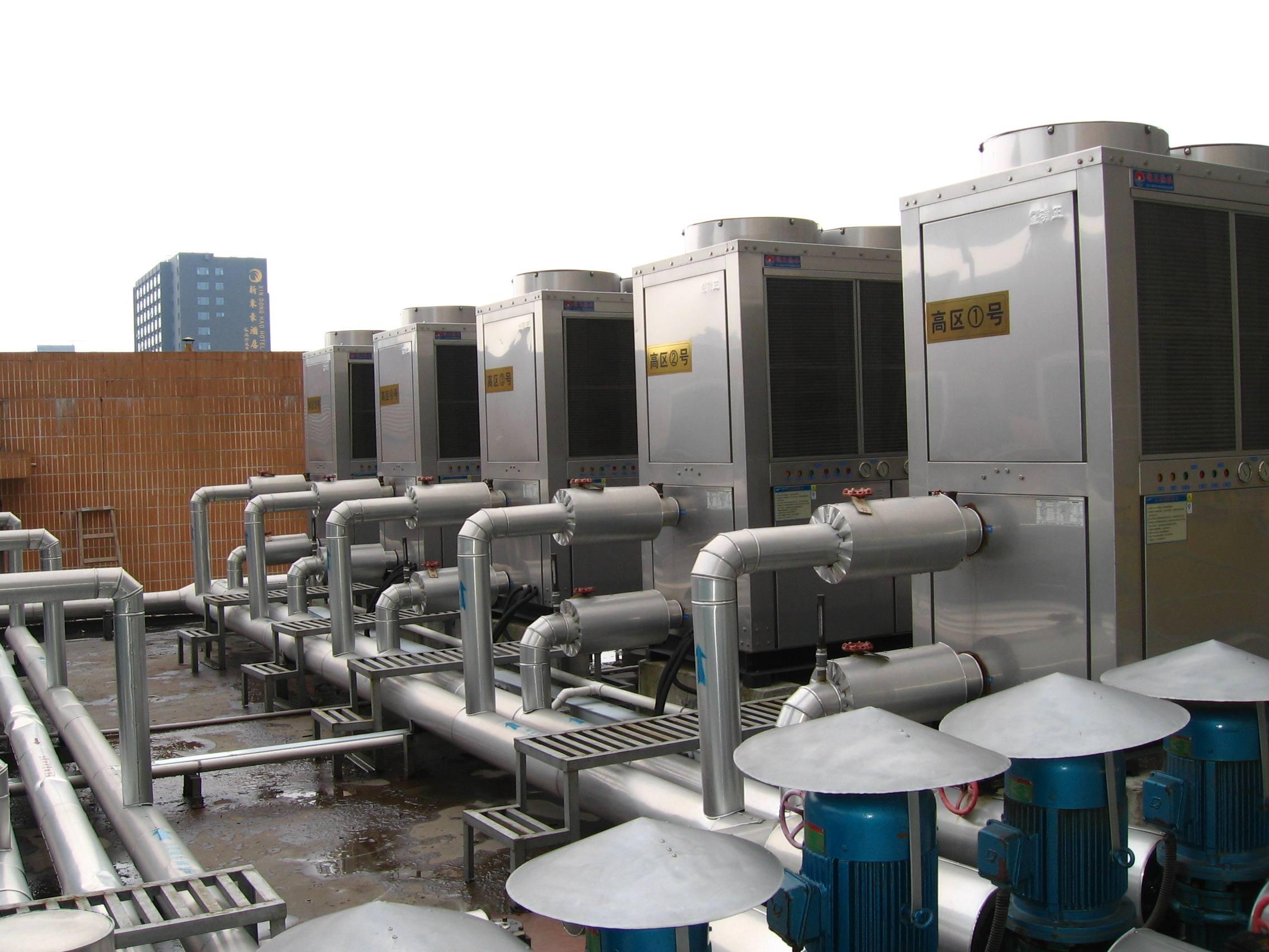 甘肃空气源热泵系统工程安装