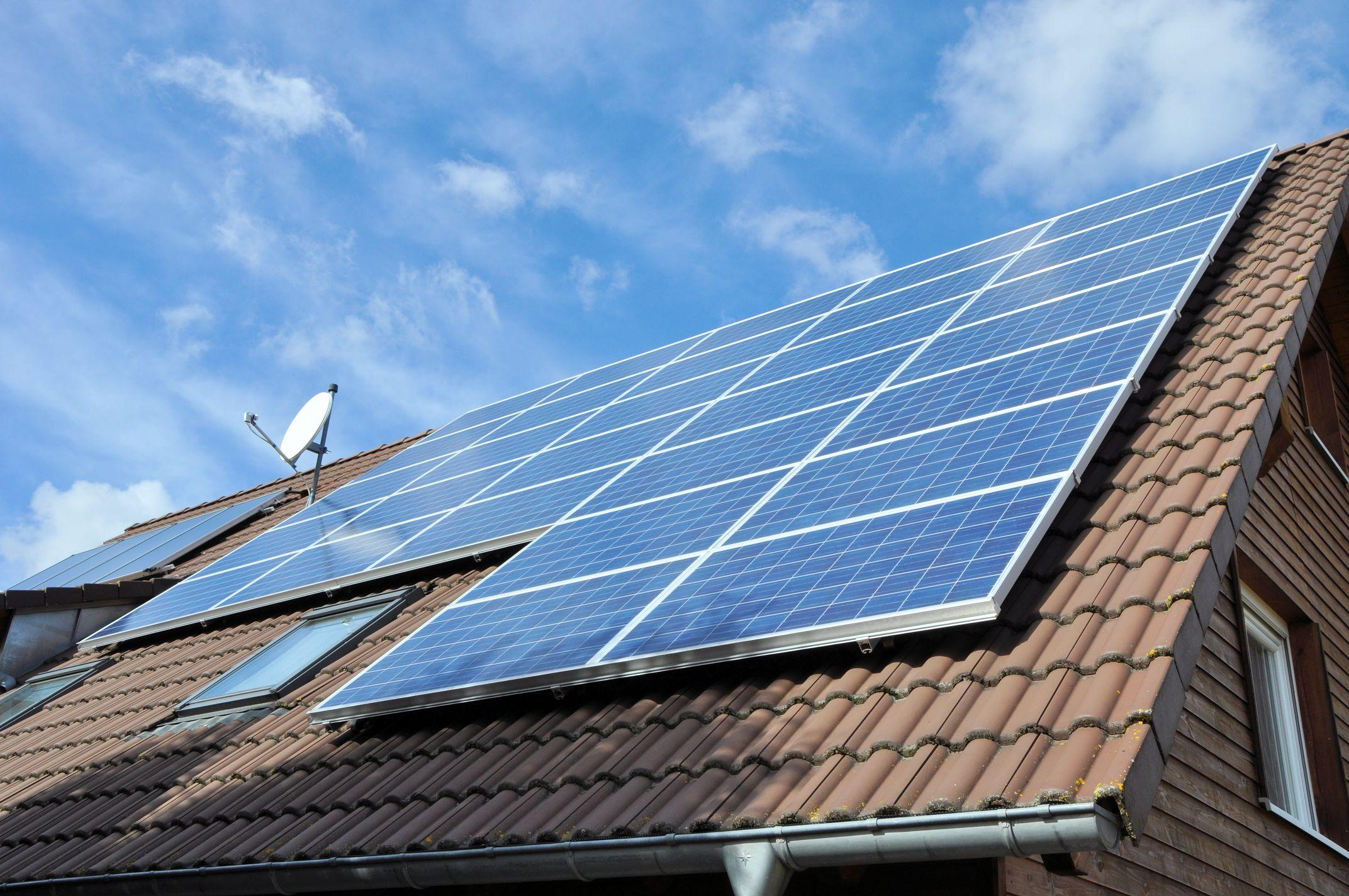 兰州屋顶太阳能发电系统安装
