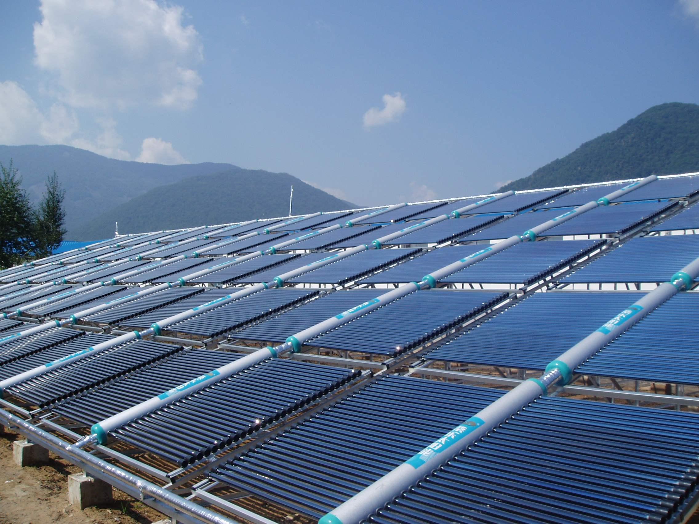 兰州太阳能工程设备安装维修