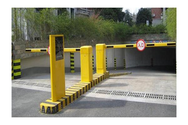 小区停车场门禁系统