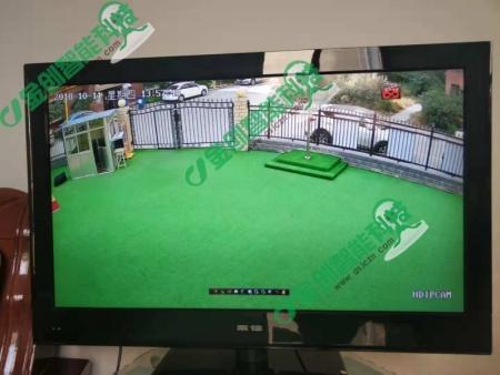 兰州七里河建兰丽苑幼儿园视频监控系统