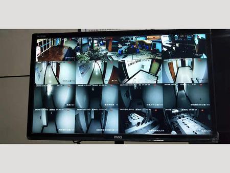 兰州中标甘肃某大厦项目高清视频监控系统