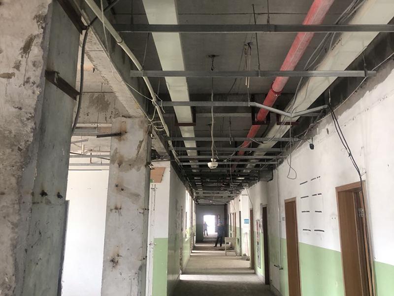 兰州五零四医院智能化弱电项目